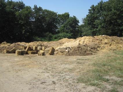 Dutchess County Fairgrounds Manure Pile