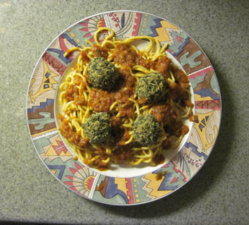 Italian Veggie-Morsels