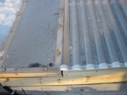 Cold Frame Cover Materials